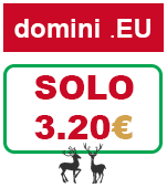 Promo domini .it €4,30 - ORMAG.NET