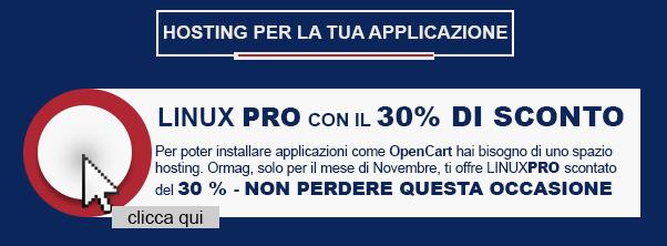 LinuxPro SCONTO 30%